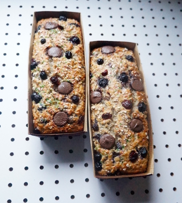 Banana bread - healthy