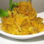 Abacha Recipe (African/ Nigerian Salad)