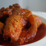 Nigerian Buka Stew (Obe Ata)