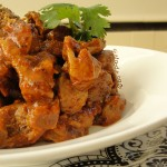 Peppered (Sauced) Gizzard