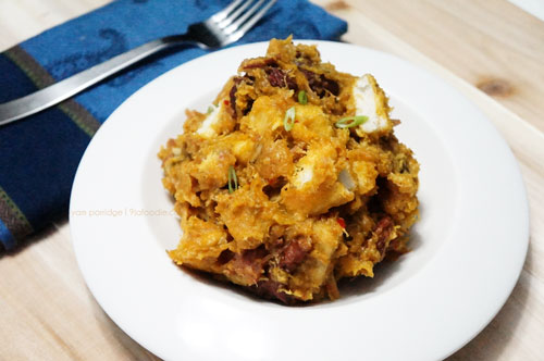 yam pottage - porrage - asaro - party - style - nigerian - recipe