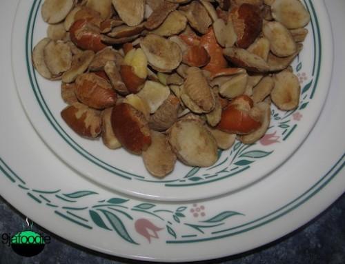 Ogbono / Ogbonon/ African wild Mango  Soup