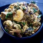 Yoruba Style Egusi Soup (How to get clumps in egusi soup)