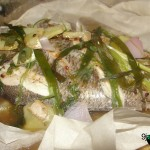 Steamed Whole Fish (Snapper)
