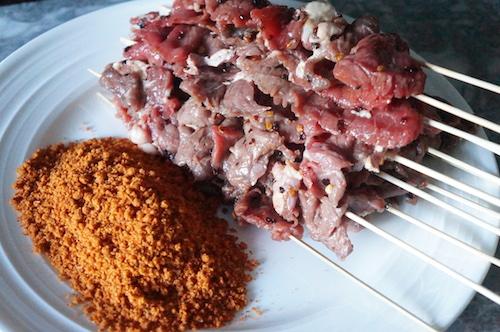 Homemade Suya 1