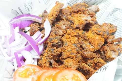 Homemade suya How to make Nigerian suya