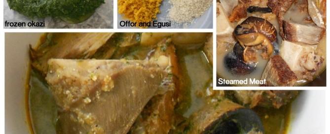 Okazi Soup