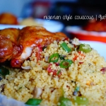 Nigerian Style Couscous