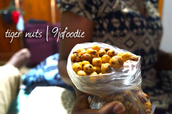 Kunu - imumu - ofio - tiger nut - nigerian - health - benefit