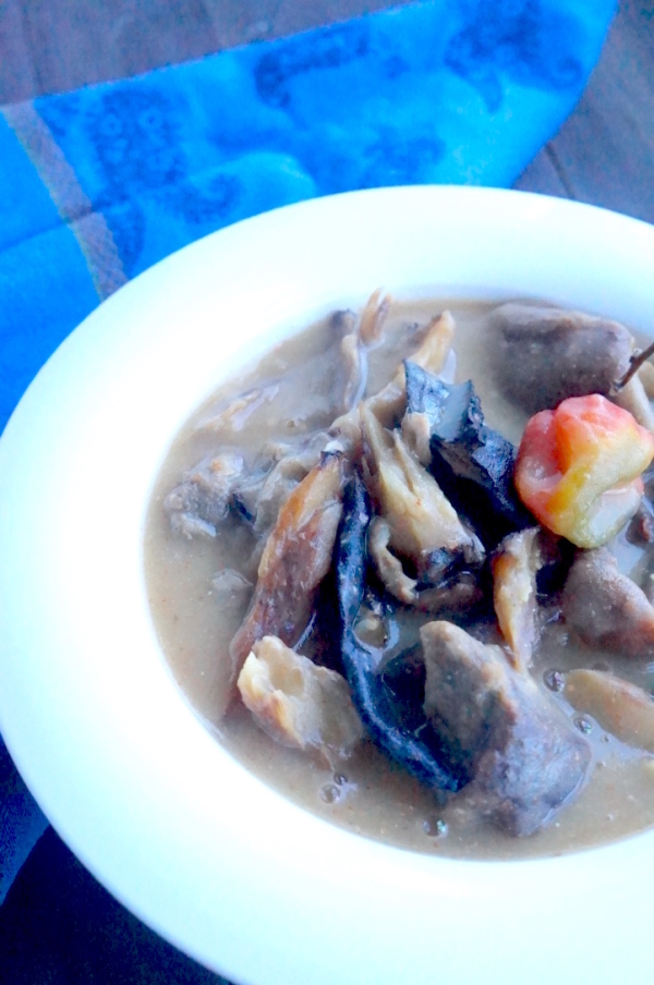 efik - white - soup - spices - nigerian