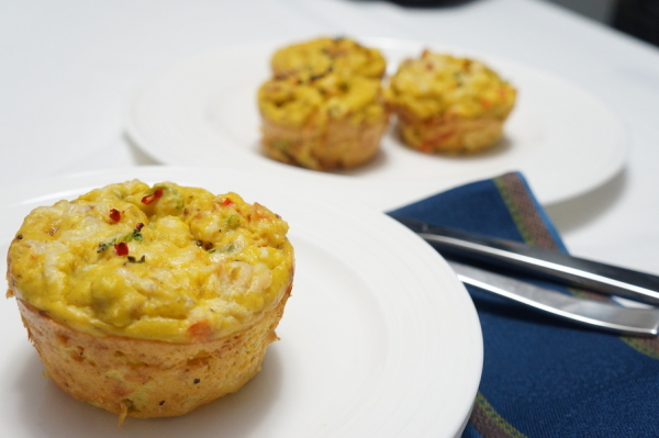 yam - egg - cups - redefined - reimagined - nigerian - food
