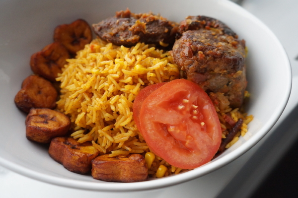 Nigerian - Christmas - menu - jollof - rice - basmatic - basmati - recipe