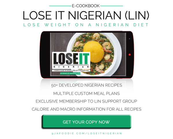 Lose Weight On A Nigerian T With It Lin