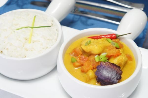 Spicy Fish Curry _ Nigerian food