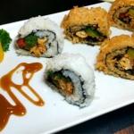 Nigerian Sushi