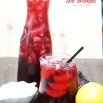 Iced Zobo Lemonade