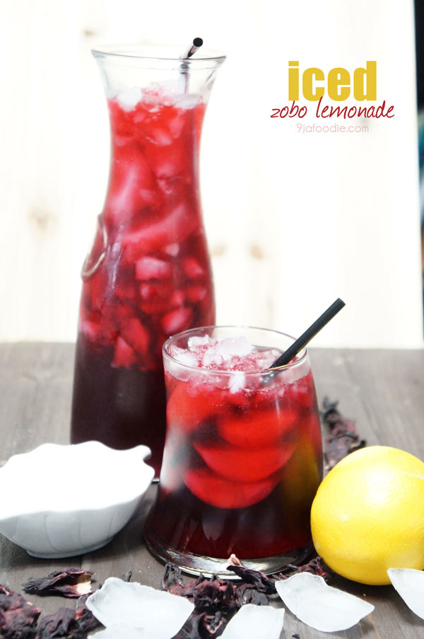 Iced-Zobo-Lemonade_Nigerian Drink