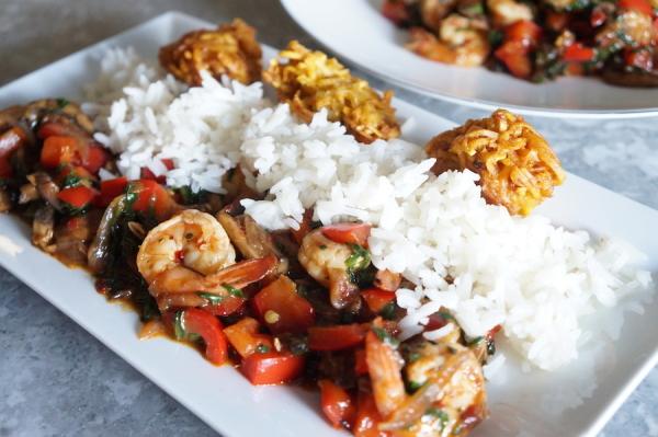 Shrimp - Sauce - gravy - nigerian - food - naijafoodie