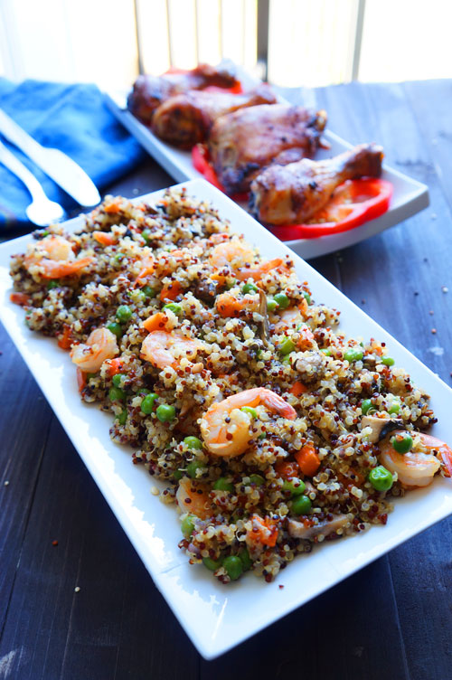Quinoa - recipe - healthy - delicious - best
