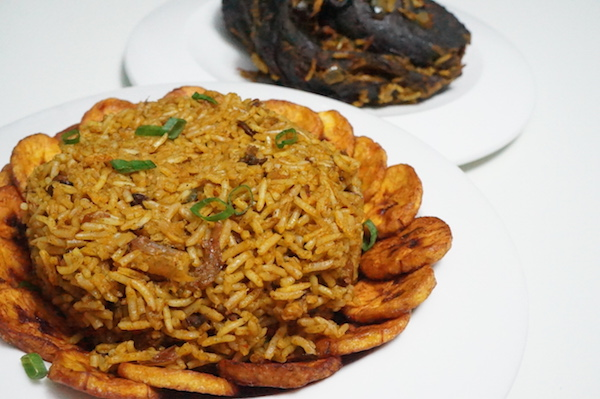 Iresi Eyin - local Jollof - Yoruba - Recipe - banga Rice