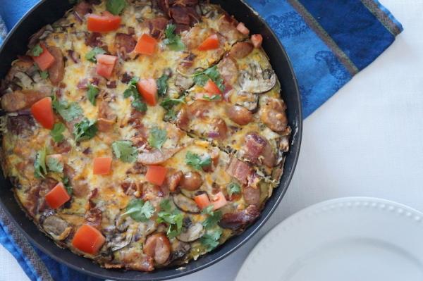 Naijafoodie - Recipe - Yam - egg- African - Nigerian - food- Blog - yamzza - yamza - original