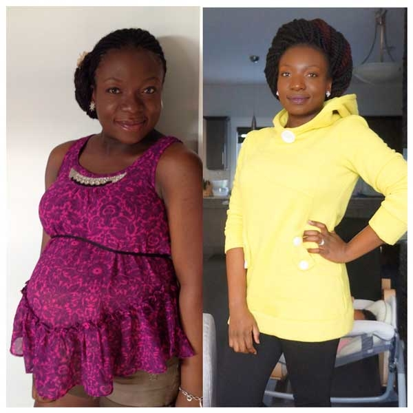 post - pregnancy - weight - loss - belly - fat - loss - Nigerian - nigerian - food - help