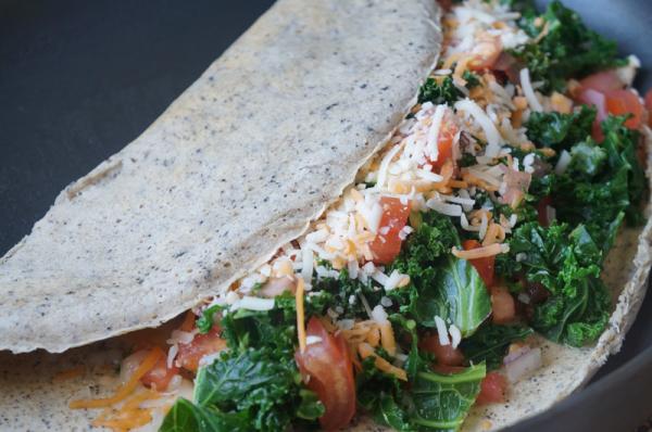 akara - powder - complete - omelette - style - 9jafoodie - naijafoodie - Nigerian - creakfast - beans - recipe