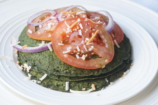 power up - akara - vegetable - mix - Nigerian - food - breakfast - healthy - 9jafoodie