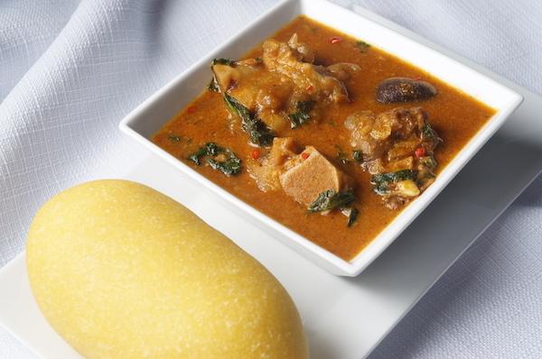 Ogbono - Ogbonon - soup - spon - yoruba - igbo - ibo - food - easy - best - recipe - boiling - frying - drawing