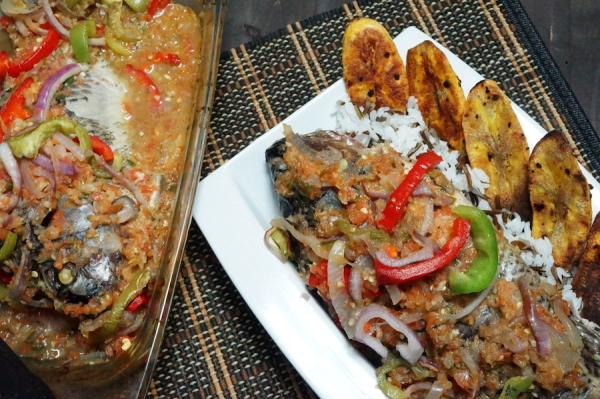 Tilapia - recipe - african - nigerian - healthy - whole