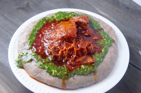 ewedu - soup - amala - buka - stew - abula