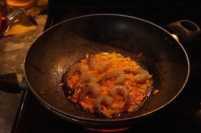 Ofada Stir fry