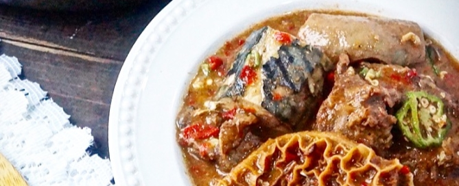 Okro - oogbono - african - wild - mango - healthy - soup - nigeria
