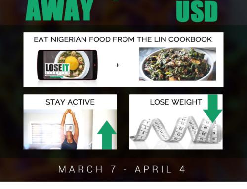Nigerian Weight Loss Challenge