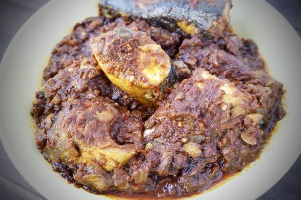 Mackerel - titus - Nigerian - Food - sauce - sauce