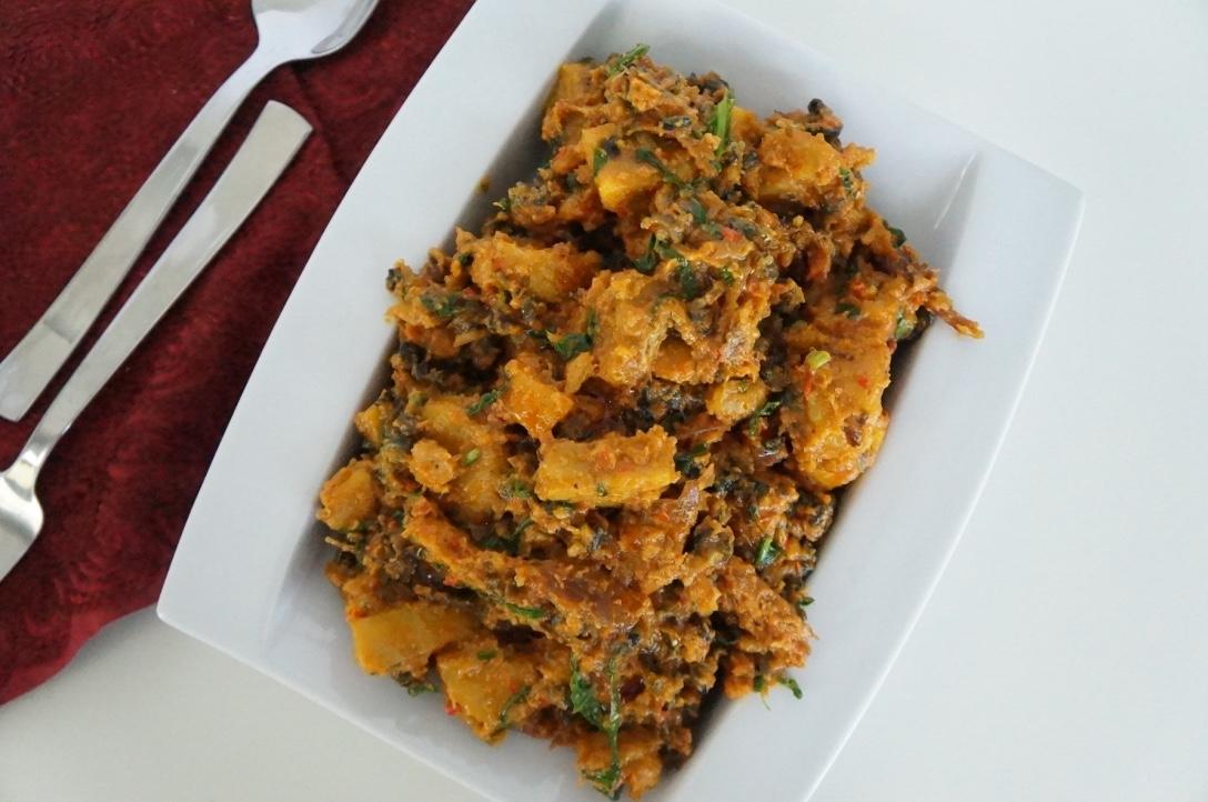 plantain _ potato_potage_porrage_nigerian_food
