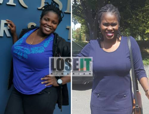 Nigerian Weight Loss Success Story  – Olayinka's Journey