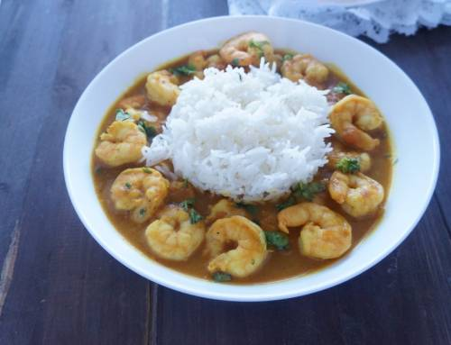 Shrimp Curry Sauce