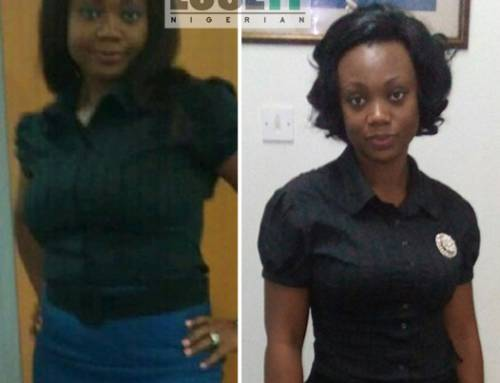 Nigerian Weight Loss Success Story – Seyi's Journey