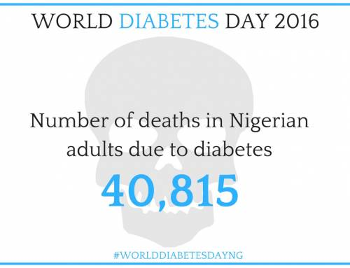 World Diabetes Day Nigeria – Healthy Drink Recipe