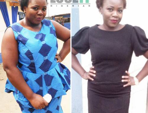 Nigerian Weightloss Success Story – Daniella's Journey