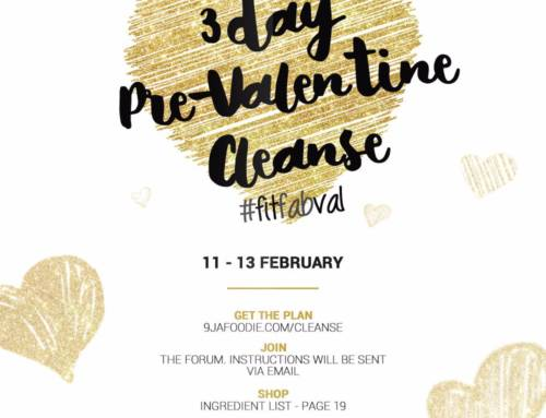 #fitFabVal – 3 Day Cleanse Challenge