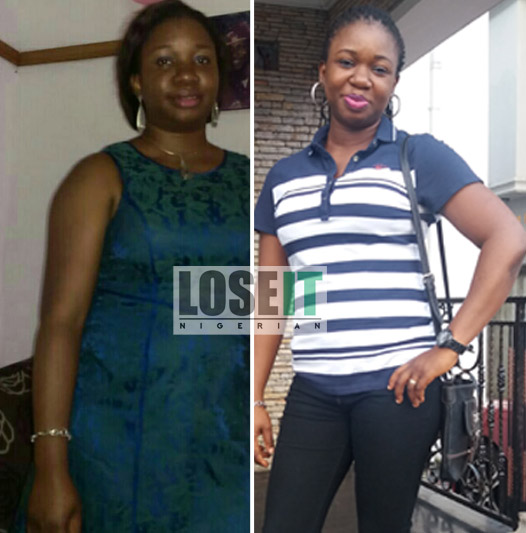 LIN - LOSE IT nIGERIAN - REVIEW - WEIGHTLOSS - NIGERIAN - MEAL - PLAN - BEFORE - AFTER