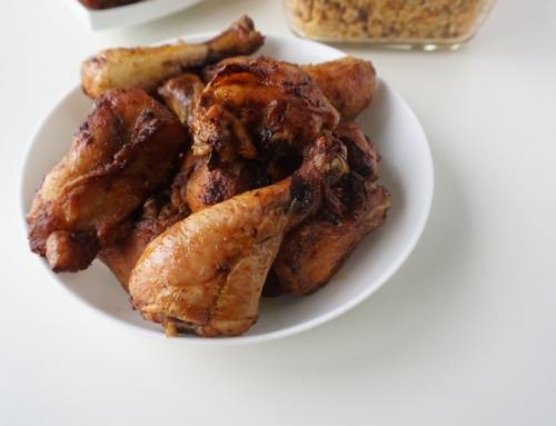 5 Pepper Chicken