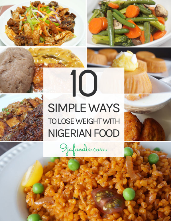 healthy nigerian food for weight loss