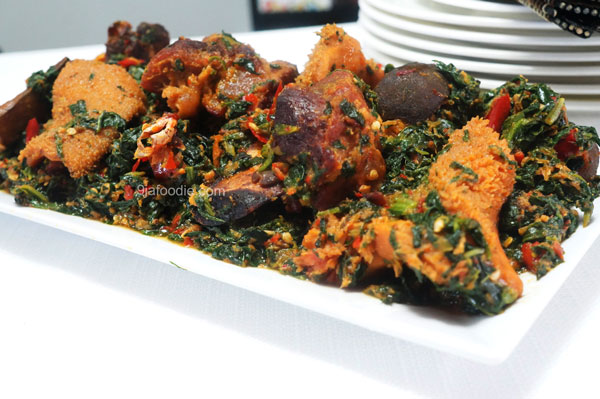 Nigerian recipes for weight loss nigerian efo riro by 9jafoodie forumfinder Images
