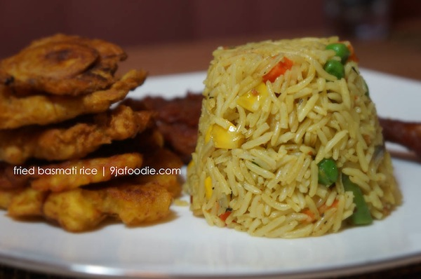 Basmati fried rice fried basmati rice ccuart Image collections