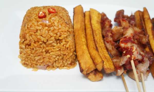 Jollof rice brown rice brownrice jollof9jafoodie brown rice jollof ccuart Gallery