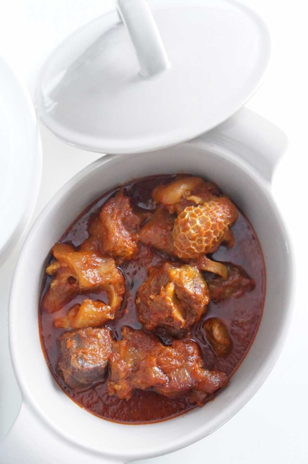 African - Recipe - 9jafoodie - Nigerian -Stew - red - tomato  - food - rice