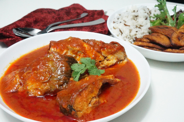 Catfish stew catfish stew nigerian food recipe easy fast quick forumfinder Image collections